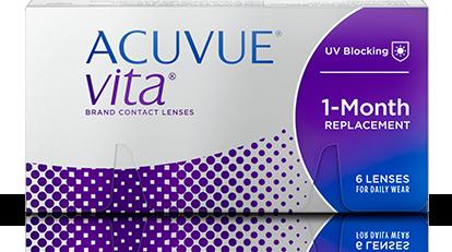 Acuvue Vita - 6 Pack