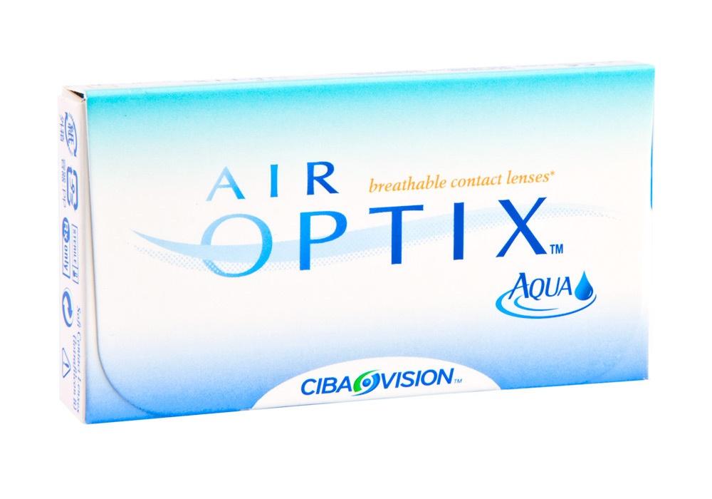Air Optix Aqua - 6 Pack